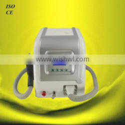 Professional Active Q-Switch ND YAG Tattoo Removal Laser Machine 1 HZ China / Tattoo Removal Laser Naevus Of Ota Removal