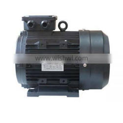 ac induction motor MS100L1-4 totally enclosed motor hollow-shaft 2.2kw 3hp