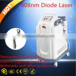 Promotion!! Permanent Hair Removal Machine 808nm Diode Laser/Laser Diodo 808