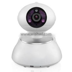 1.0MP WIFI security Camera supports up to 64 wireless sensors with free iOS and Android APP