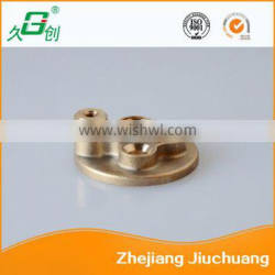 ISO 9001 copper flange in copper heating element