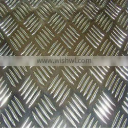 5754 Aluminum Chequered Plate For Vehicle