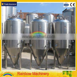 1000L beer fermentation equipment, beer fermenter, beer brewing equipment