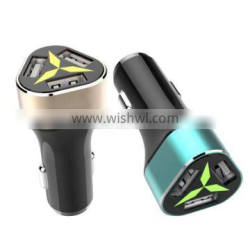 car charger qc 3.0,qualcomm quick charge 3.0 mobile electronics devices,usb small car charger for iad mini