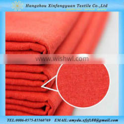 washed viscose linen fabric for shirt