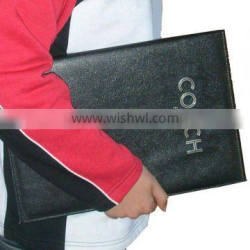 a New Modle for Coaches Which Covered pvc leather Clip Board