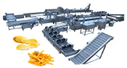 Top 6 b2b Website To Search For Potato Chips Production Line