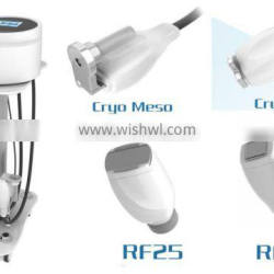 Spa Post Treatment Use Cooling Mesotherapy Electroporation Mono Radiofrequency