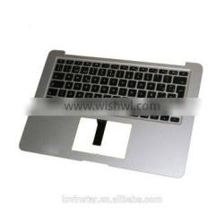 2015 Spanish layout For Apple MacBook Air A1466 Top case with keyboards