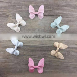 Simple and colorful butterfly cortical headband