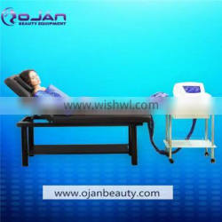 Made in China!approval Infrared sauna pressotherapy slimming machine body wrap blanket machine