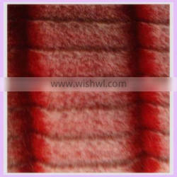 12mm short pile velboa polyester acrylic knit fabricraw material for bedding rugs carpets home decor alibaba express china