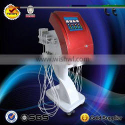 Japan technology lipo diode laser weight loss machine with 12 pad