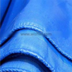 Deep Blue White Tarpaulin For Boat / Tent Roof Cover