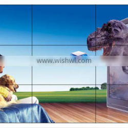 Factory made Samsung panel lcd tv wall mount for advertising