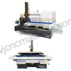 DK7780F automatic protection CNC Machine Tool