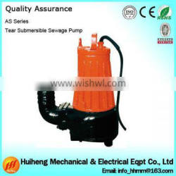 Low Cost High Quality Submersible Sewage Cutter Pump