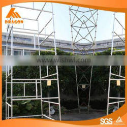 factory outlets aluminum stage truss system