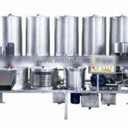 Castor Oil Expeller Sunflower Oil Mill Machinery 6-8 T/24h