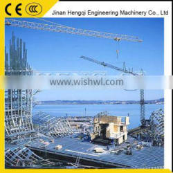 hot sale Luffing tower Crane in China