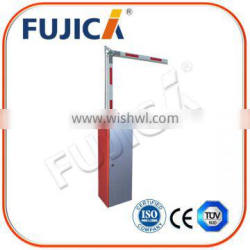 Intelligent barrier gate with 4.5 meters arm