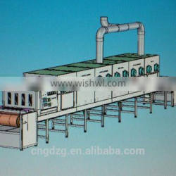 Continuous Preserved Meat Continuous Microwave Drying Oven