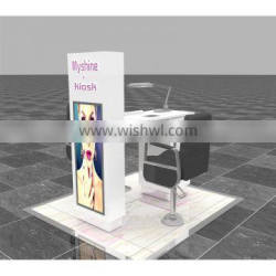 Indoor Mall Nail Tables for Sale