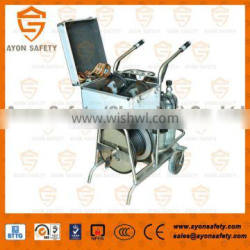 Medical trolley industrial cart insulating material- Ayonsafety