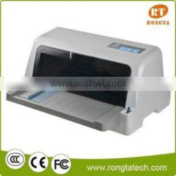 high print speed, low voice impact printer