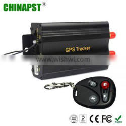2015 China Supplier APP Controlled Free Software Quad Band real time GPS vehicle satellite tracking PST-VT103B
