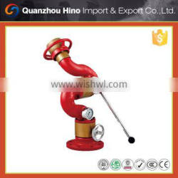 Marine water cannon for fire fighting dual-use cannon fire fighting monitor