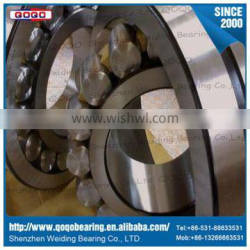 China supplier factory price spherical roller bearing 231/500 CA/W33 with cross roller bearing