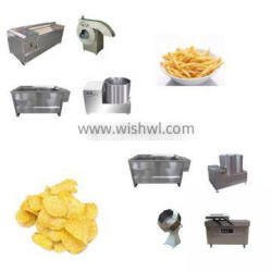 High qualityfrozen potato production line potato chips production line for sale