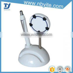 Promotional personalized custom plastic Pen Holder
