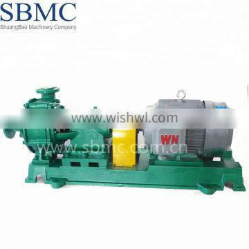 Gold Factory silicon carbide high performance slurry pump with motor