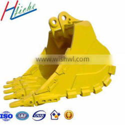 China supplier heavy duty excavator bucket