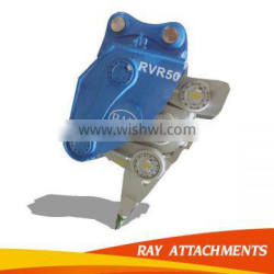 High frequency vibro hammer stone ripper for excavator used