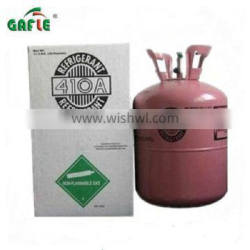 buy r410a refrigerant gas for home air condition with high purity