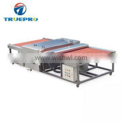 Horizontal flat glass washer and dryer with factory price