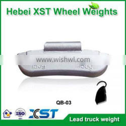 lead clip-on wheel weights
