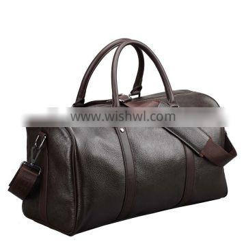 travel bag wholesale price pure leather