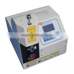 New Tape MIT Model Paper Folding Strength Testing Machine On Sell