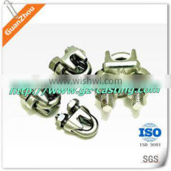 Guanzhou OEM alloy casting parts for Architectural Hardware