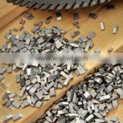 High quality tungsten carbide saw tips for wood cutting