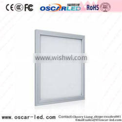 china shenzhen led light 600x600 power 24w/32w/36w office ceiling led panel light