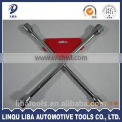Alibaba China with a Trade Assurance Heavy Duty X Type Tire Socket Wrench