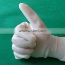 GZY Factory Wholesale Professional Work pvc dotted gloves