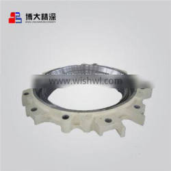 HP6 adjustment ring apply to metso Nordberg OEM manufacturer cone crusher spare parts