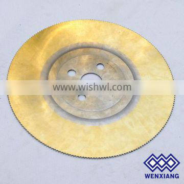 2016 new product M2 high speed steel hss saw blade