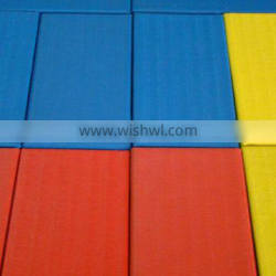 Pu sponge good quality Vinly shockproof cheap 60mm mma judo mats